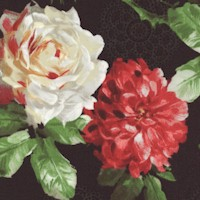 A Rose is a Rose - Elegant Painterly Floral