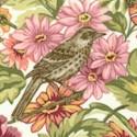 Vienna Garden - Lush Floral and Birds