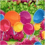 Candyland - Lollipop Field by Hasbro