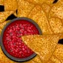 Top Nosh - Salsa and Chips by Dan Morris
