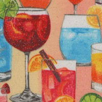 Mixology - Mixed Drinks with Glitter