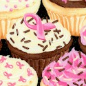 Sweet Tooth - Pink Ribbon Cupcakes