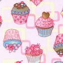 Sweet Cakes - Tossed Small Scale Cupcakes by Ro Gregg