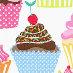 Lolly - Yummy Cupcakes by Maude Asbury