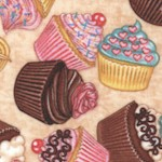 What's Cookin' - Tossed Small Scale Cupcakes by Dan Morris