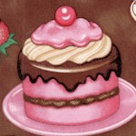 Sugar Rush - Tossed Gourmet Cakes and Pies #2 by Dan Morris