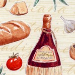Bella Toscana - Tossed Wine, Bread and Cheese