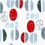 Perfect Blend - Java Geo Stencil Style Coffee Beans by Greta Lynn