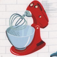 One of a Kind - Retro Kitchen Appliances