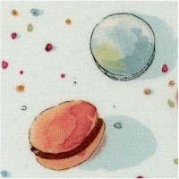 Colette - Tossed Macarons by Brenda Walton