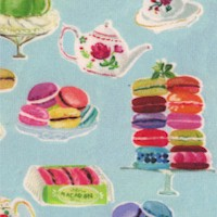 Delicious Macarons by August Wren