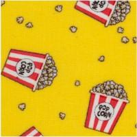 Pop - Popcorn Bucket Toss on Yellow