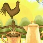 Good Morning Sunshine - Morning Coffee Scenes