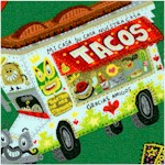 Hot Tamale - Tossed Taco Trucks and Mexican Food (FB-tacos-Y200)