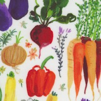 Veggie Haul by August Wren (Digital)