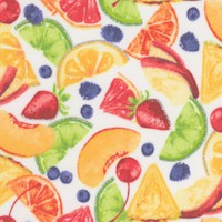 Mixology - Tossed Mixed Fruit with Glitter