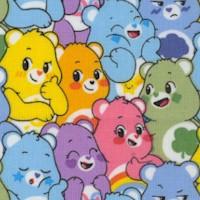Care Bears - Believe Believers Colorful Bears