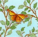 Serenity Prayer - Graceful Monarch Butterflies
