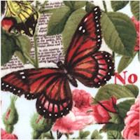 Butterflies & Roses by Lula Bijoux