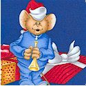 Christmas Joys and Toys - Christmas Mice and Holiday Fun