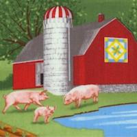 Farm Life Scenic