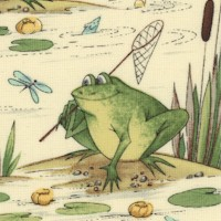 Fishing Frogs