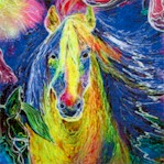 Painted Horses #1