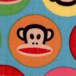 Julius Fun Dots on Blue by Paul Frank