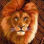 Sew Rousseau - Jungle Animal Portraits by Maria Kalinowski