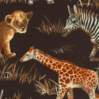Safari - Baby Exotic Animals