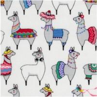 Line Dancing Llamas - Ole!