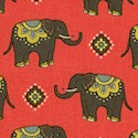 The Road Well Traveled - Small Scale Elephants on Paprika