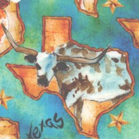Longhorns - Deep in the Heart of Texas