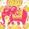 Tradewinds - Exotic Elephants by Lily Ashbury