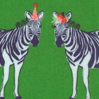 Safari Party with Metallic Highlights by Melissa Mortenson - SALE! (1 YARD MINIMUM PURCHASE)