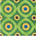 Bliss - Gilded Geometric Design by Jane Solar