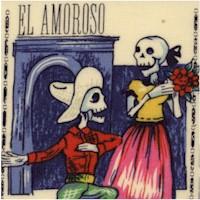 Baile de Calaveras - Skull Dance Collage
