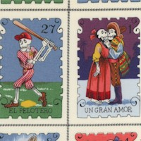 Cartas Marcadas - Marked Cards on Cream