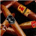 Man Cave - Tossed Premium Cigars on Black