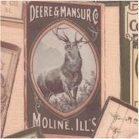 Vintage Farmer�s Pocket Companions Featuring John Deere