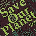 Save the Planet (Words)