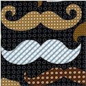 Stylish Mustache Collection