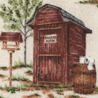 Nature's Calling - Rustic Outhouses