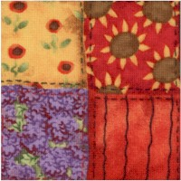 Harvest Angels - Country Patchwork