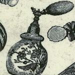 Ladies and Gentlemen - Tossed Vintage Perfume Bottles