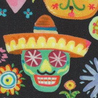 Viva Mexico! Day of the Dead Sugar Skulls and More by August Wren