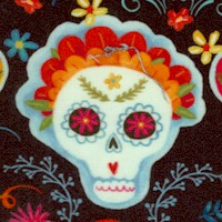 La Vida Loca - Sugar Skulls