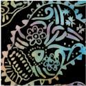 Tonga Batik Skulls #2