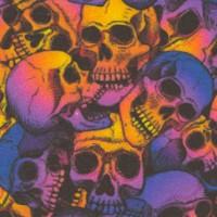 Skull Light - Packed Rainbow Skulls