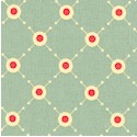 Early Bird - Diamonds and Dots by Cosmo Cricket- LTD. YARDAGE AVAILABLE (.33 YD) MUST BE PURCHASED I
